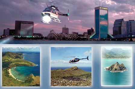 Sacred Oahu Helicopter Tour